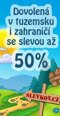 Hromadné slevy a tipy na dovolenou, slevkov.cz